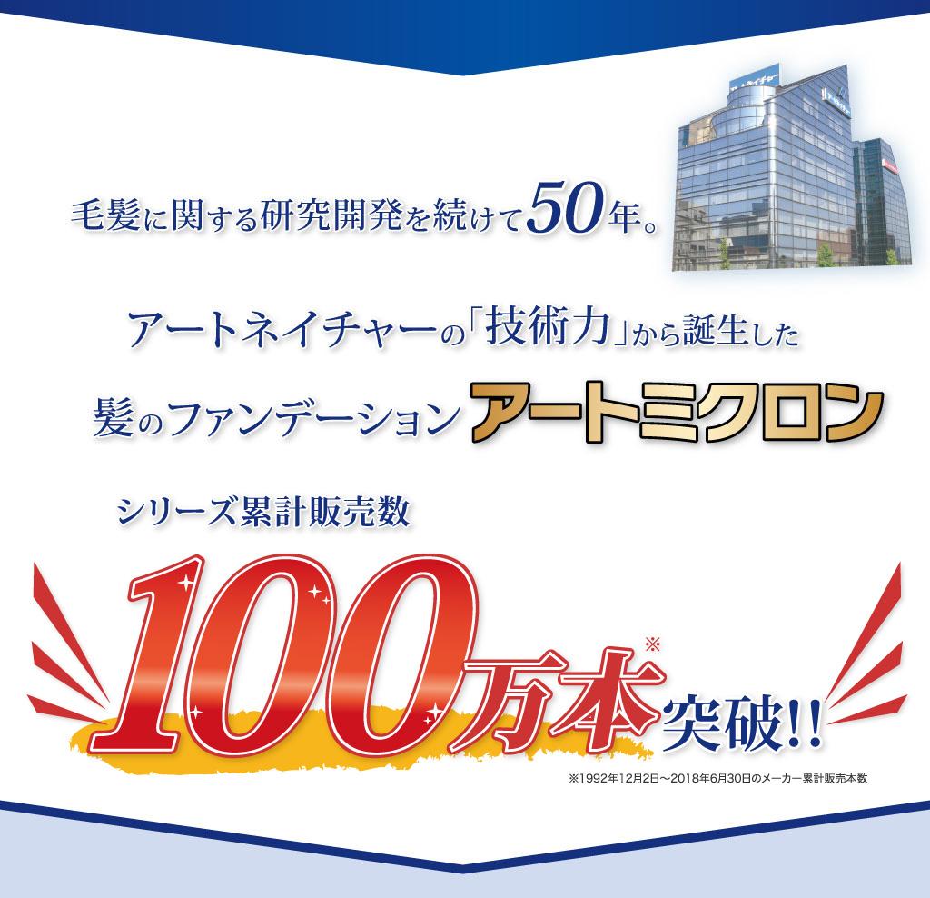 シリーズ累計販売数65万本突破!